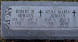 Anna Maria <i>Taugner</i> Aumann