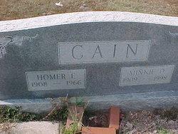 Homer F. Cain