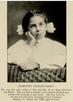Dorothy Lillian Hart
