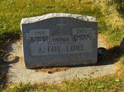 Arthur Foy Lowe