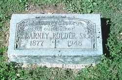 Barney Roeder, Sr