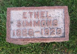 Ethel May <i>Battley</i> Simmons
