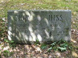 Herbert G Shaw