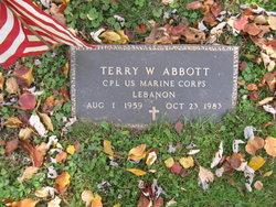 Corp Terry W. Abbott