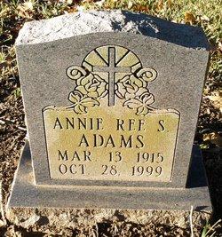 Annie Ree <i>Smith</i> Adams