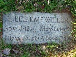 L Lee Emswiller