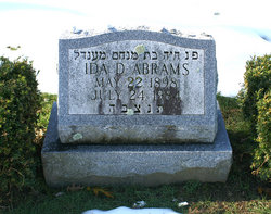 Ida D Abrams