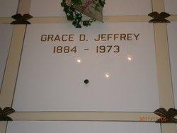 Grace D <i>Elliott</i> Jeffrey