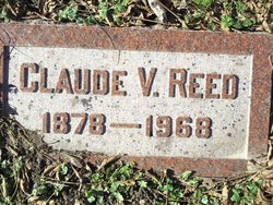 Claude V Reed
