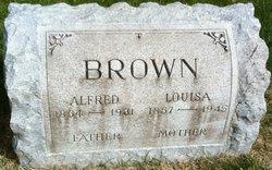 Louisa Ellen <i>Edgcomb</i> Brown