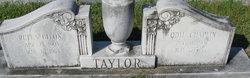 Odie Chaplin Taylor