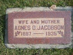 Agnes <i>O'Neil</i> Jacobson