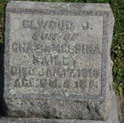 Elwood J Bailey