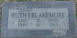 Ruth Inez <i>Palmer</i> Blakemore