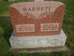 Roseanna A <i>Stitt</i> Barnett
