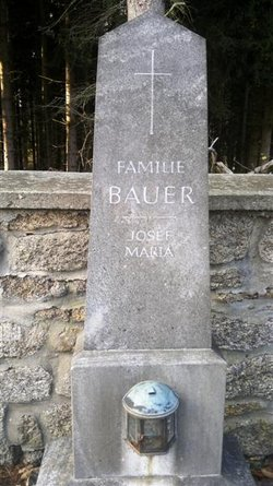 Maria <i>Pomassl</i> Bauer