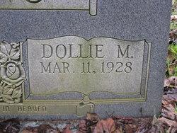 Dollie <i>Marshall</i> Bowling
