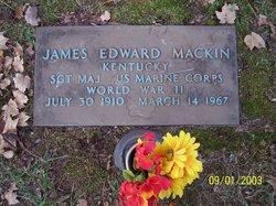 James Edward Mackin