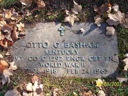 Pvt Otto G Basham