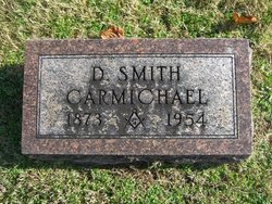 Daniel Smith Carmichael