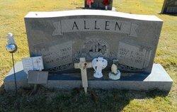 Neely E Bud Allen