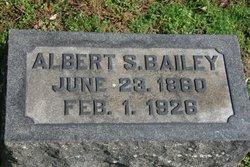 Albert S Bailey