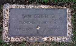 Andy Samuel Sam Griffith, Jr