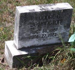 Theodore O. Washington