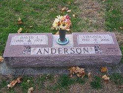 Virgina L Anderson