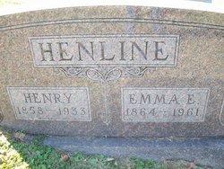 Emma Elizabeth <i>Harsh</i> Henline