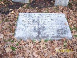 Hannah <i>Bradford</i> Arthur Bates