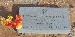 Herman Johnston