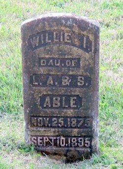 William Joseph Willie Abell