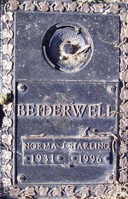 Norma J. <i>Starling</i> Beiderwell