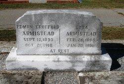 Edmond Crofford Armistead