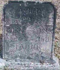 Asbury Adams