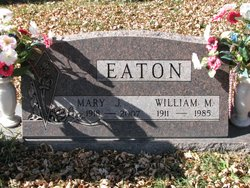 William Marvin Buck Eaton