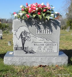 William Gravely Frith