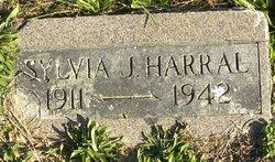 Sylvia Jane <i>Wilson</i> Harral