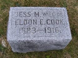 Elizabeth Jane Bess <i>McWilliams</i> Cook