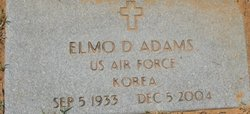 Elmo D. Adams