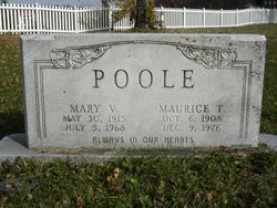 Maurice Theodore Poole