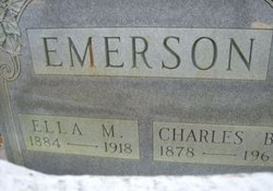 Charles Benton Emerson