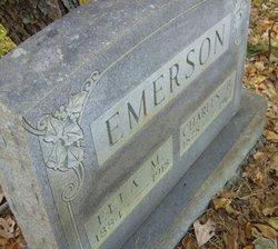 Ella May <i>Woodward</i> Emerson