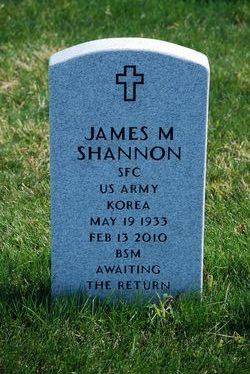 James Martin Shannon