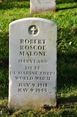 Robert Roscoe Malone