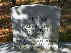 George McWilliam Etheridge