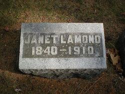 Janette Reid <i>Morton</i> Lamond