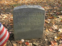 Eunice <i>Tufts</i> Alden