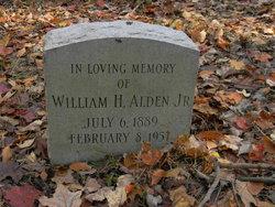 William Hyde Alden, Jr.